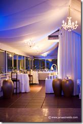 Copy (2) of Spanish Suite Terrace Blue Uplighting