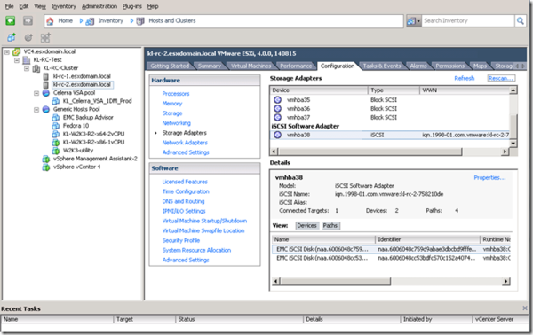 A Multivendor Post on using iSCSI with VMware vSphere - Virtual Geek